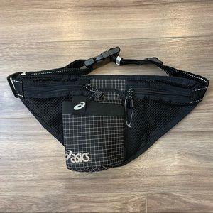 Asics Water Bottle Running Belt Fanny Pack Bag